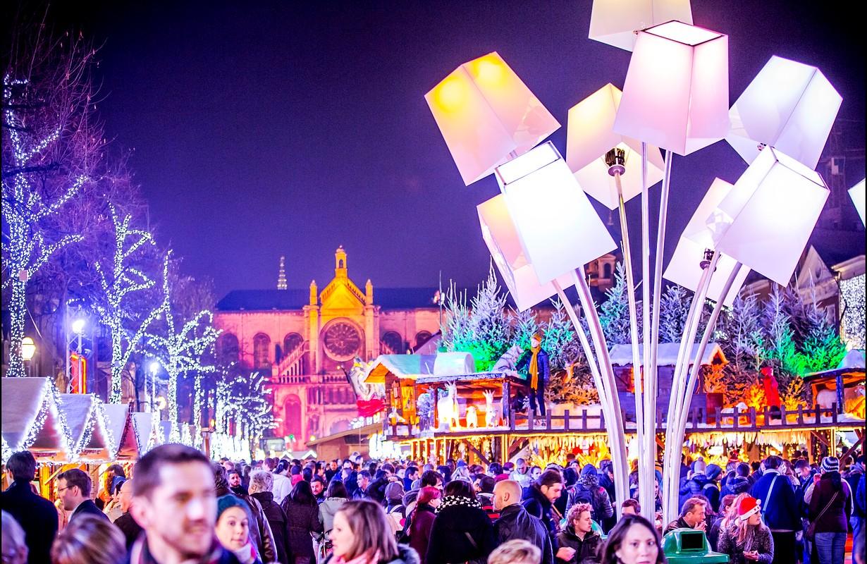Brussels' Christmas market - Winter Wonders, Brussels