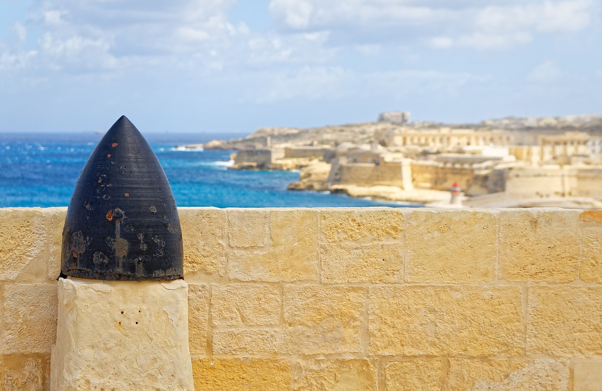 Malta fort and war museum