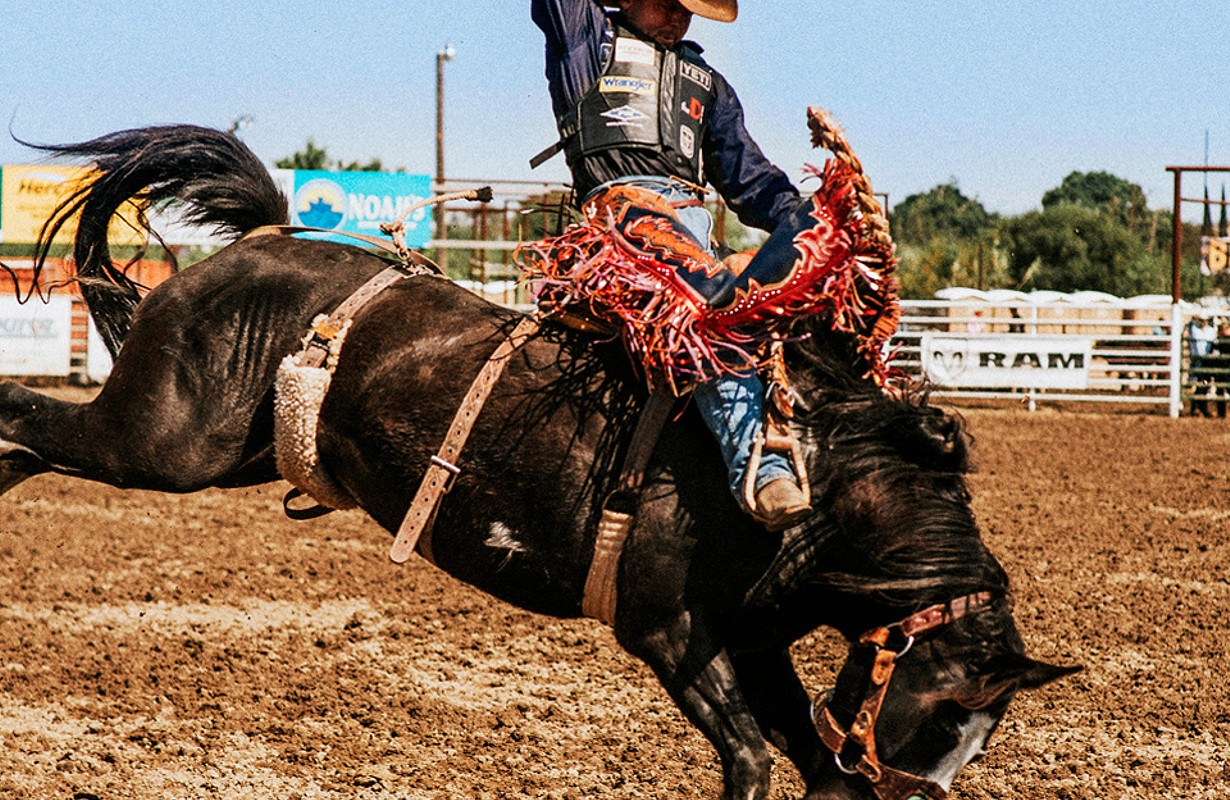 Oakdale Saddle Club Rodeo Grounds