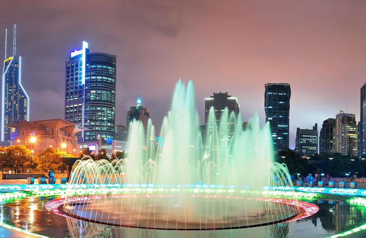 People's Square / 人民广场, Shanghai
