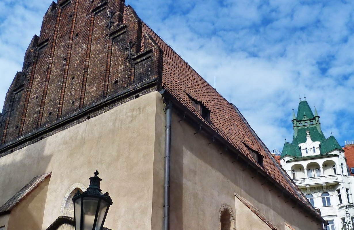 Old New Synagogue, Prague, Czech Republic