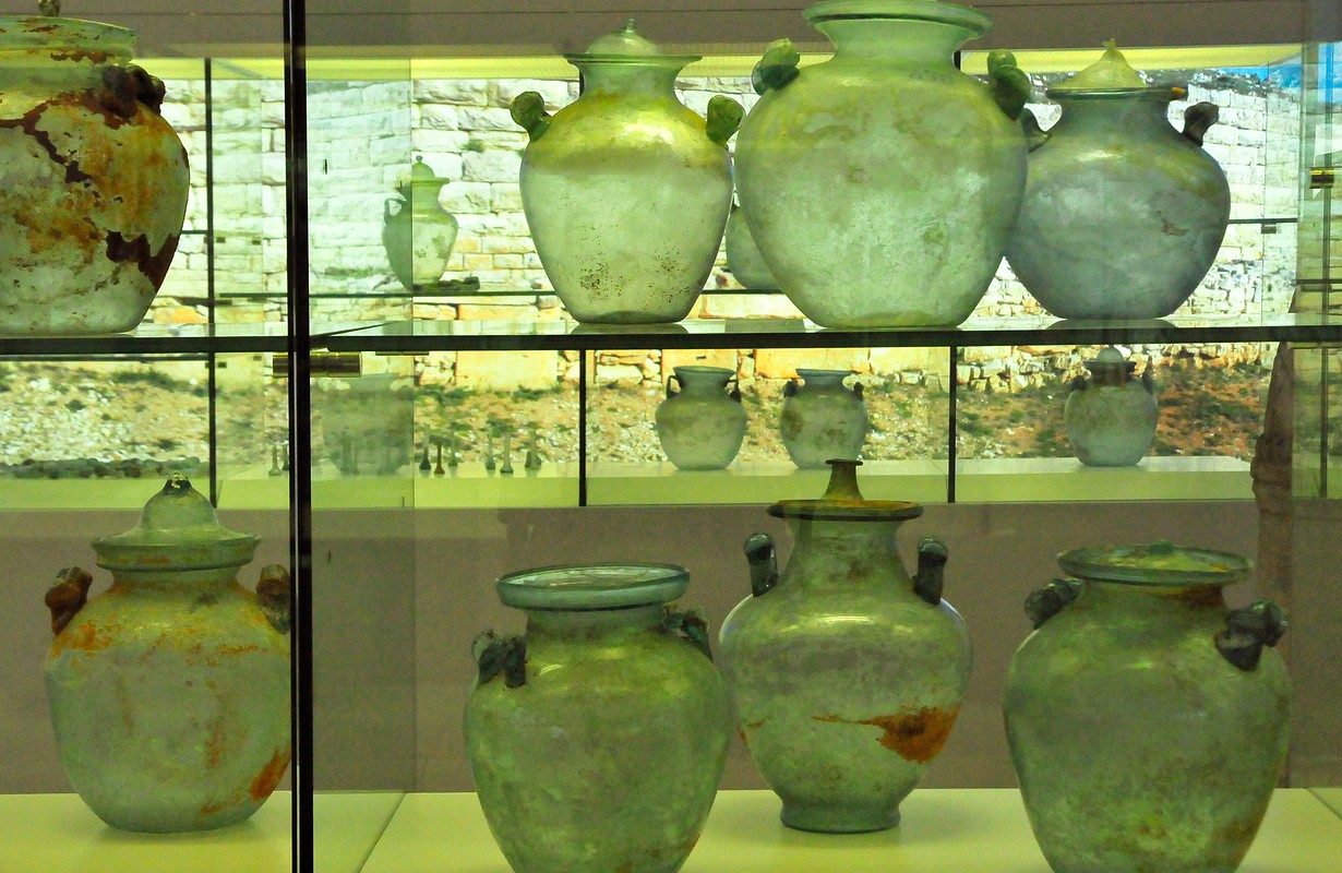 Zadar Museum of ancient glass