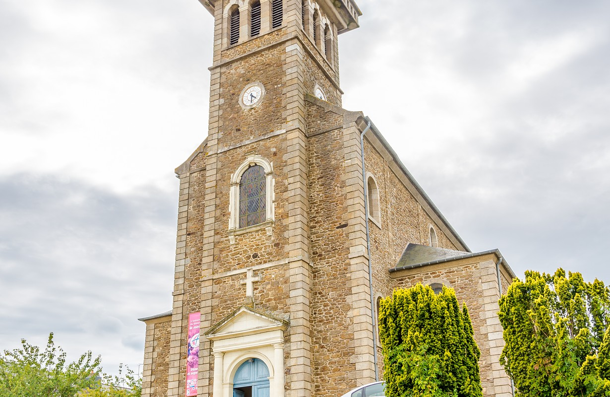 Eglise Notre-Dame Dinard