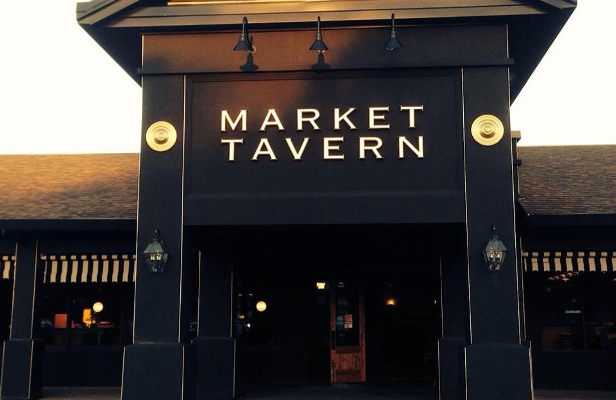 Market Tavern Exterior