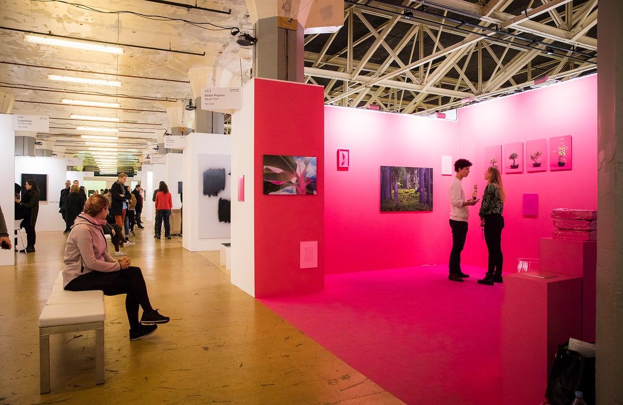 Art Rotterdam Week at Van Nelle Factory