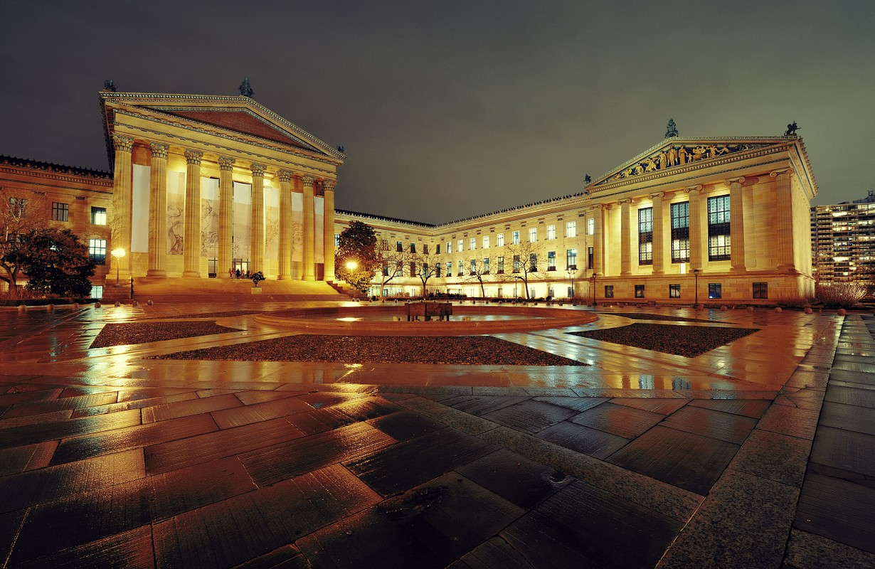 Philadelphi Art Museum