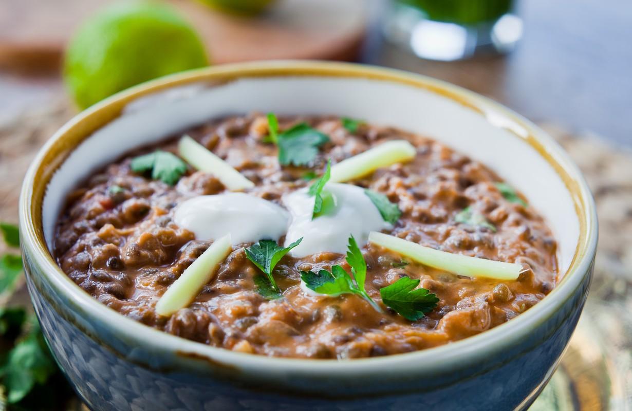 Punjabi Makhani Dal Recipe