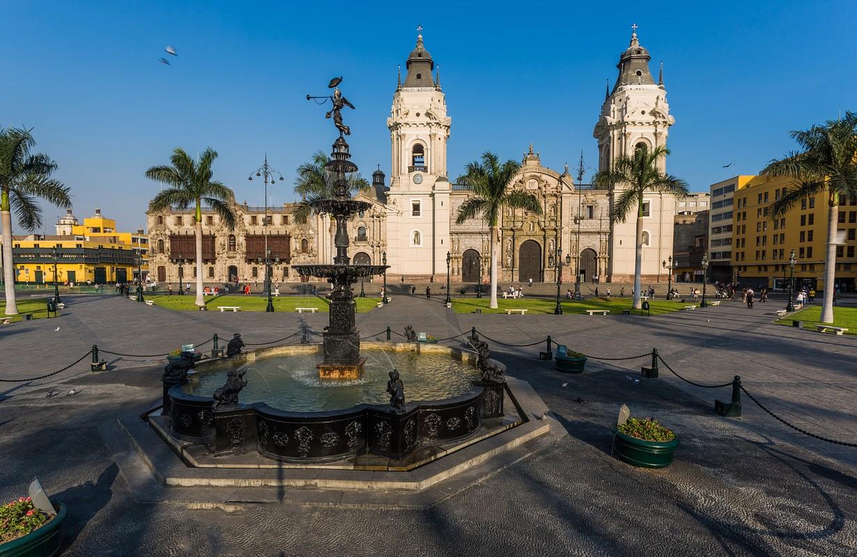 Plaza de Armas - Lima, Peru