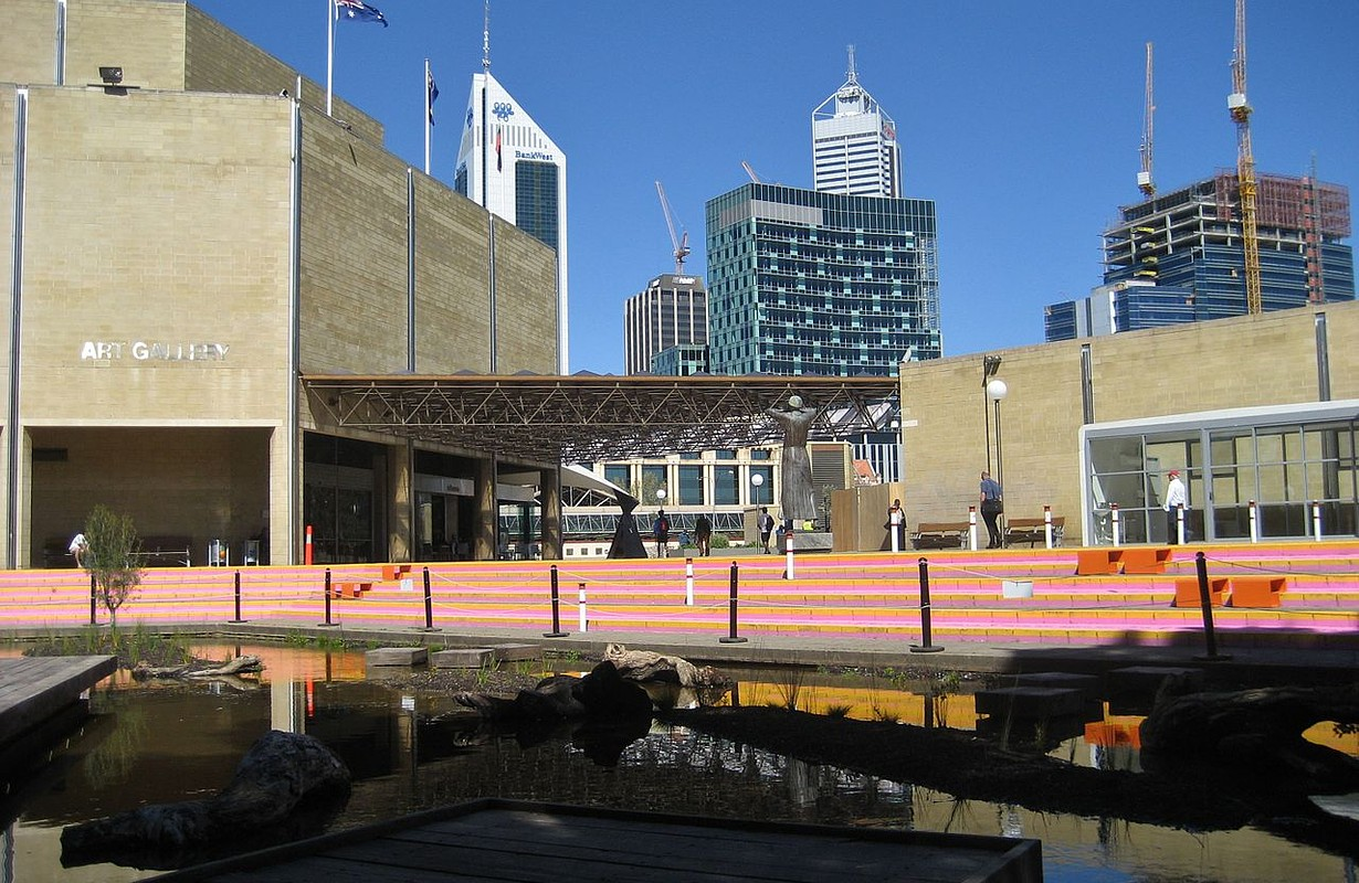 The Art Gallery of Western Australia