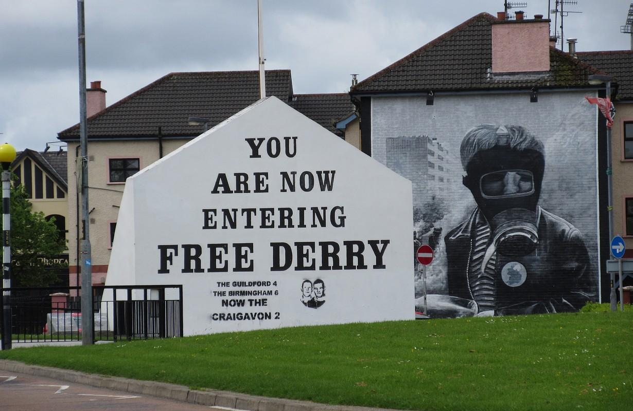 Free Derry Memorial