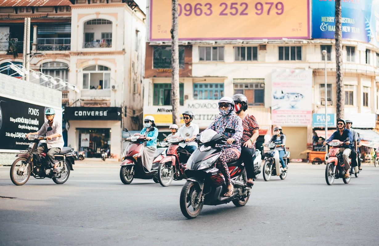 Scooter Ho Chi Minh