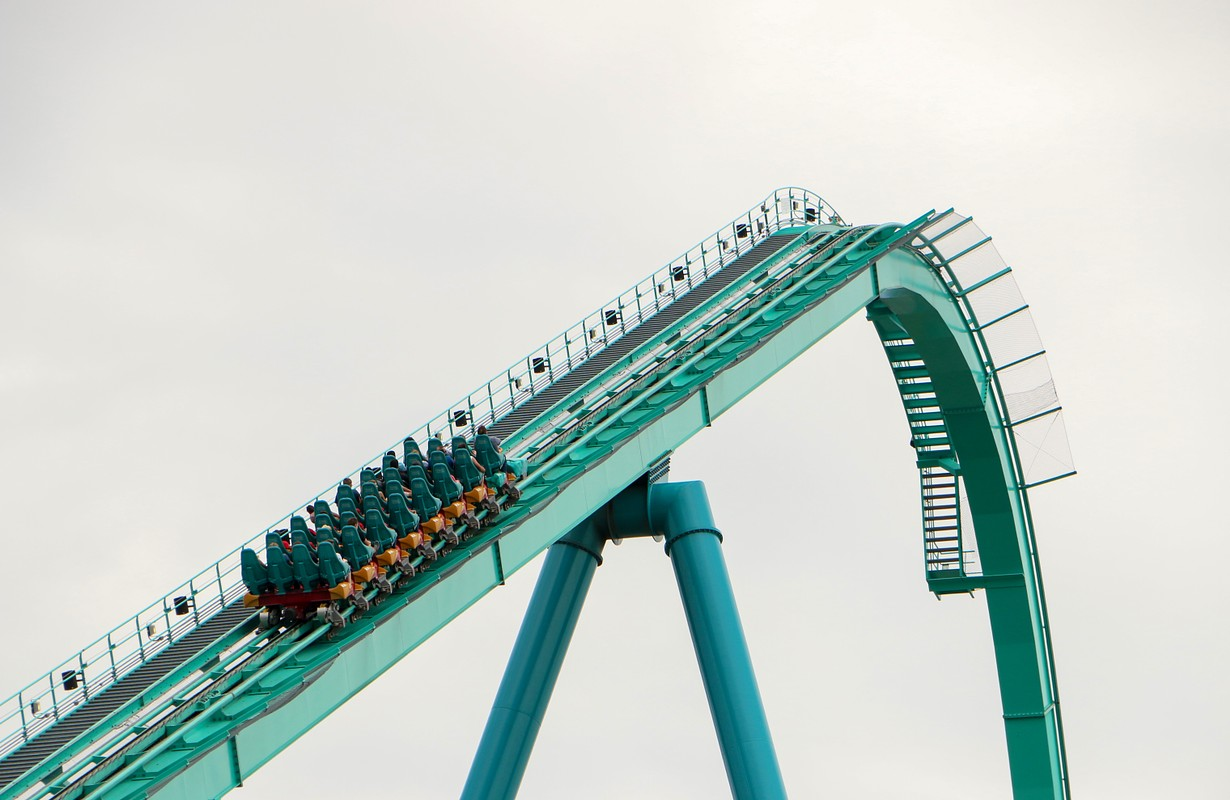 rollercoaster canada