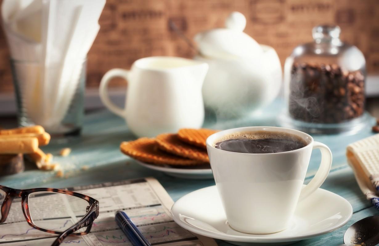 Coffee & breakfast