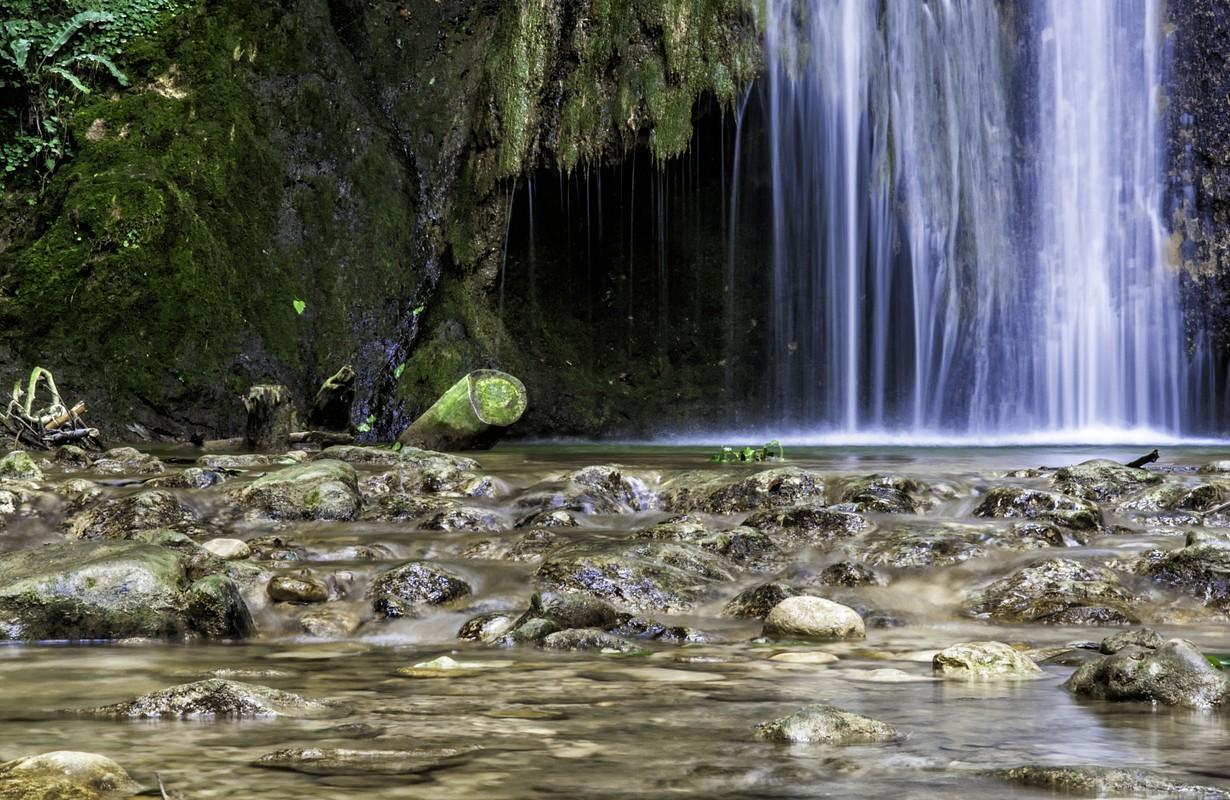 Molina Waterfall Park,valpolicella,verona,italy