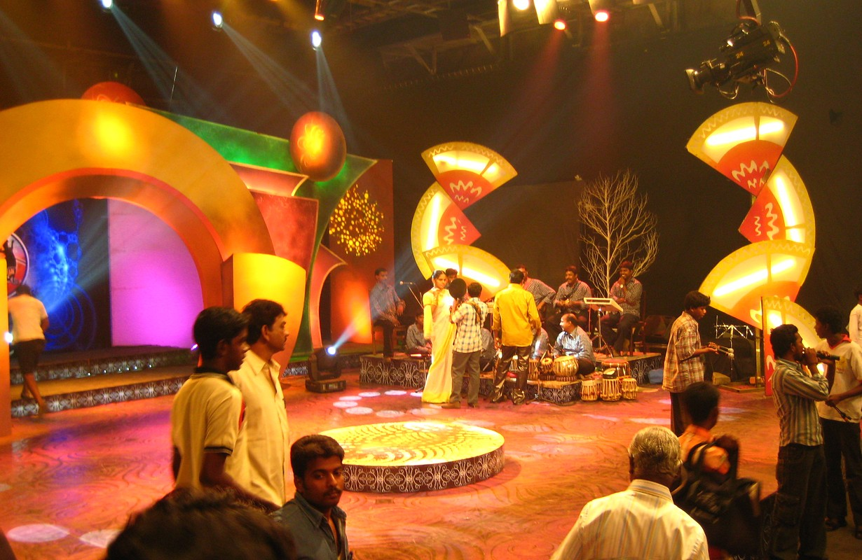 AVM Studios, Chennai