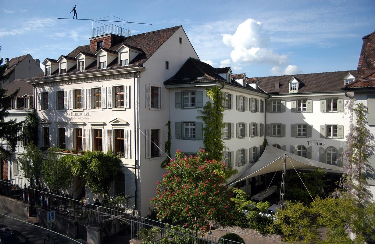 Teufelhof Basel