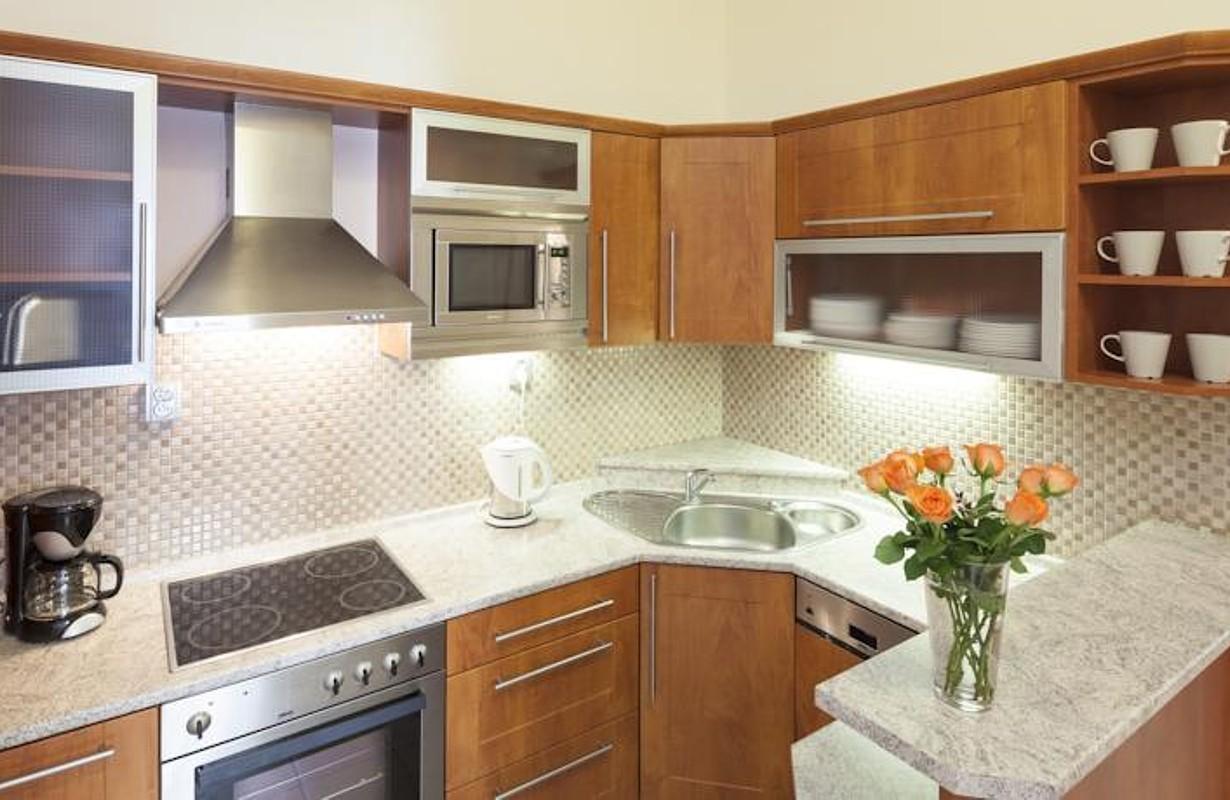 Capital Apartments - Prague - Arrivalguides.com