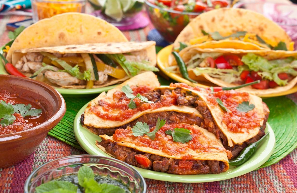 Mexican cuisine food