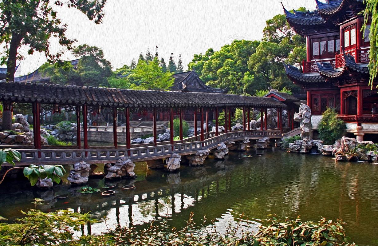 Yu Garden / 豫园, Shanghai