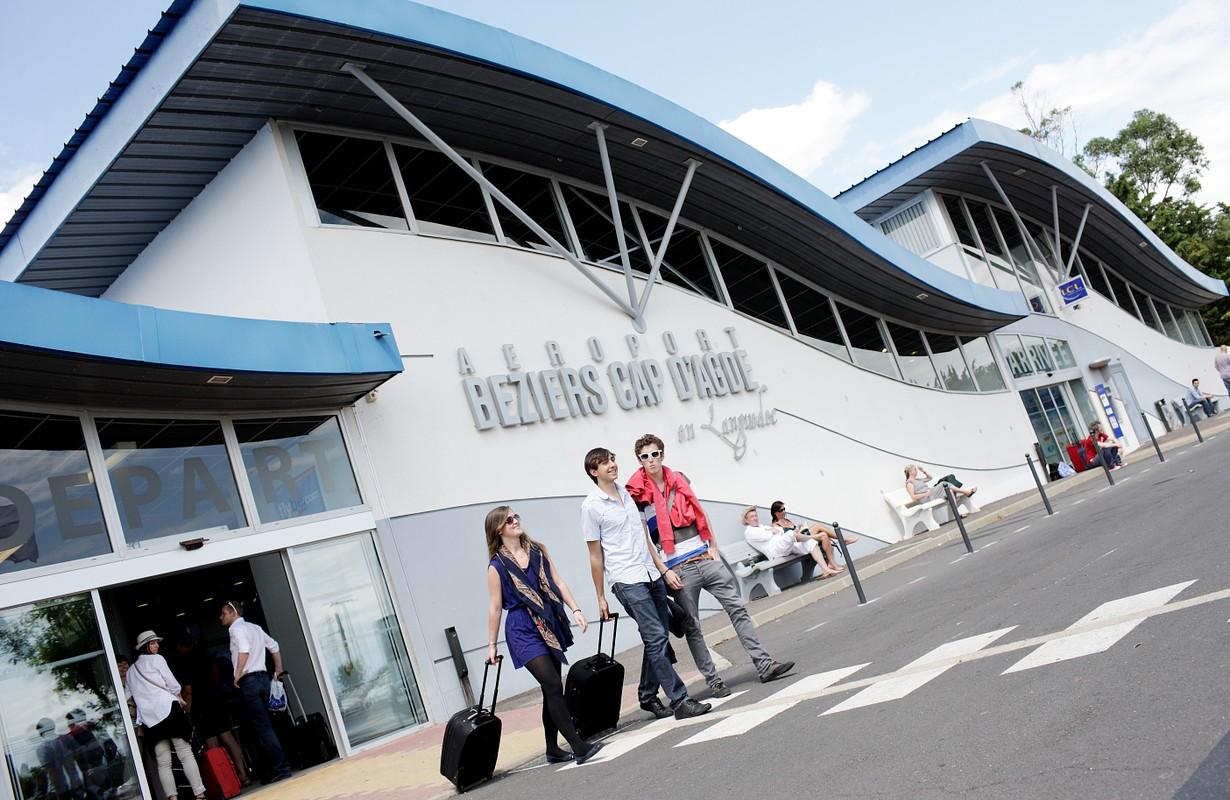Béziers Cap d'Agde airport