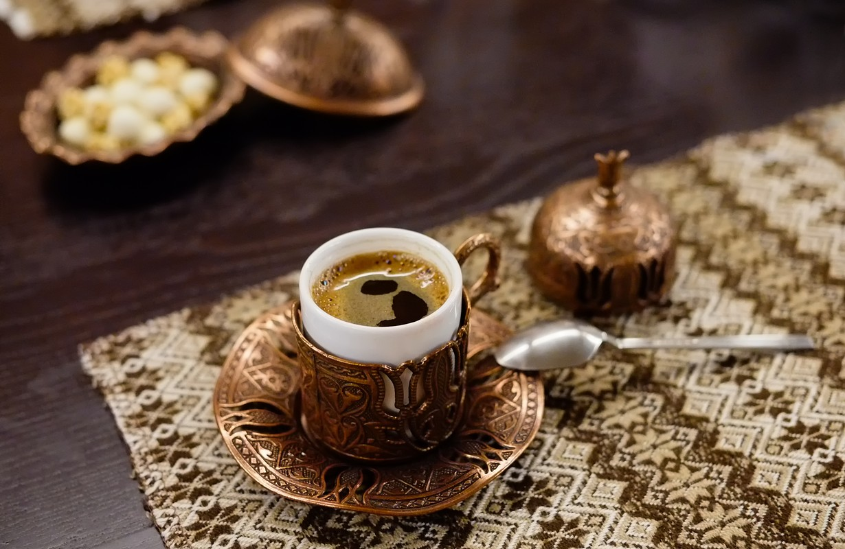 Oriental coffee
