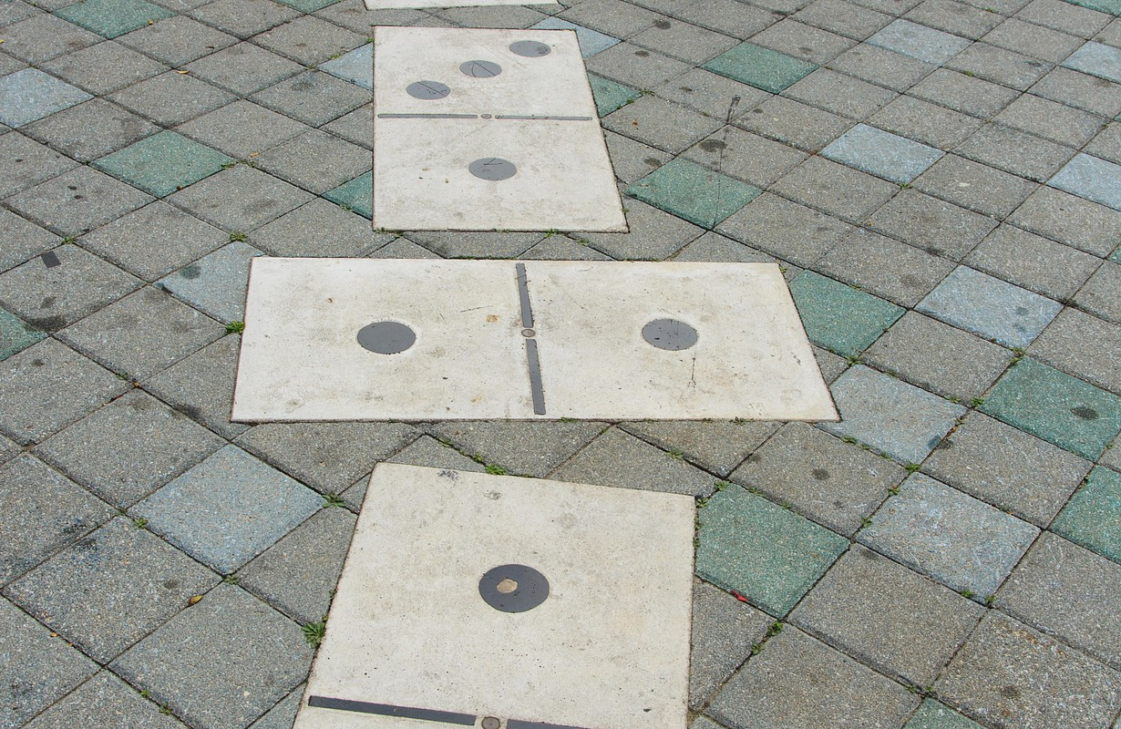 Domino Park, Little Havana, Miami