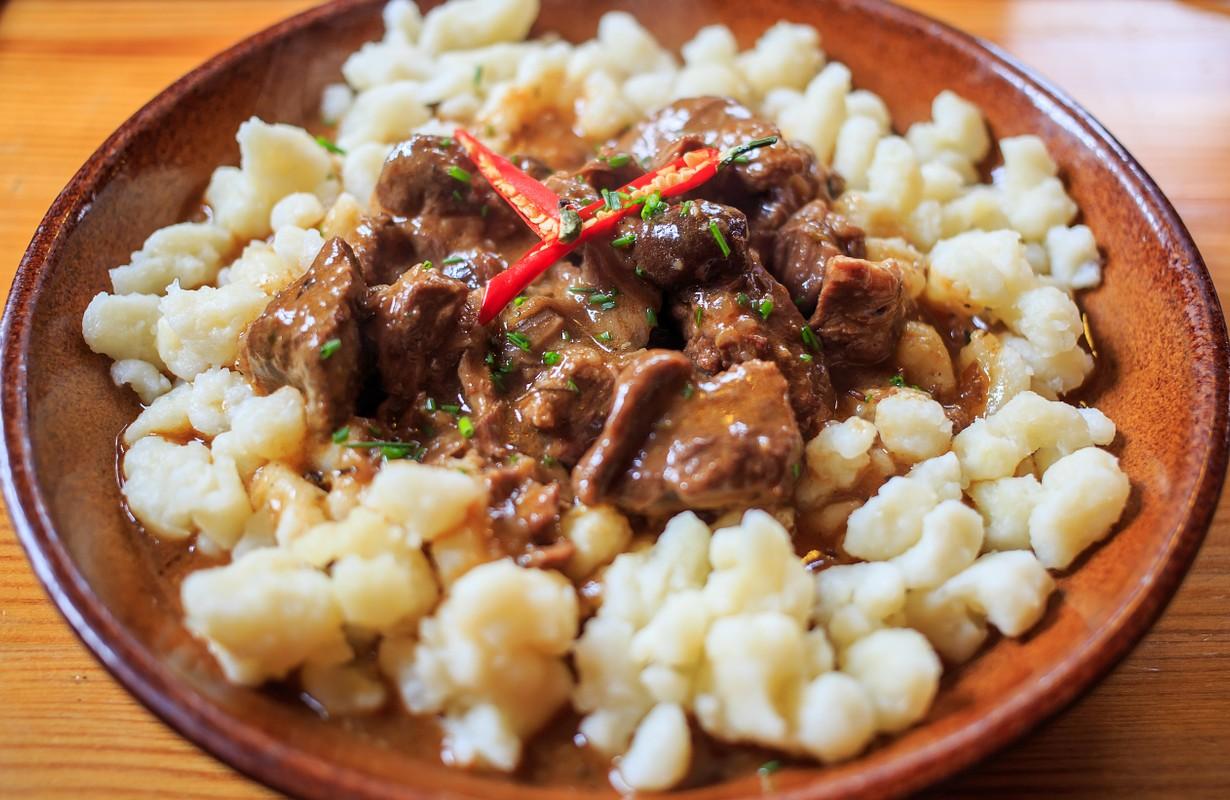 paprika stew with gnocchi