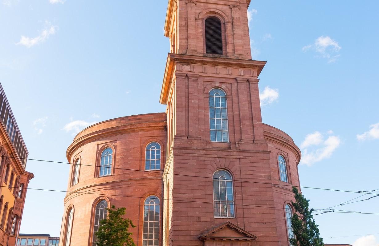Paulskirche (St. Paul's church) in Frankfurt, Germany