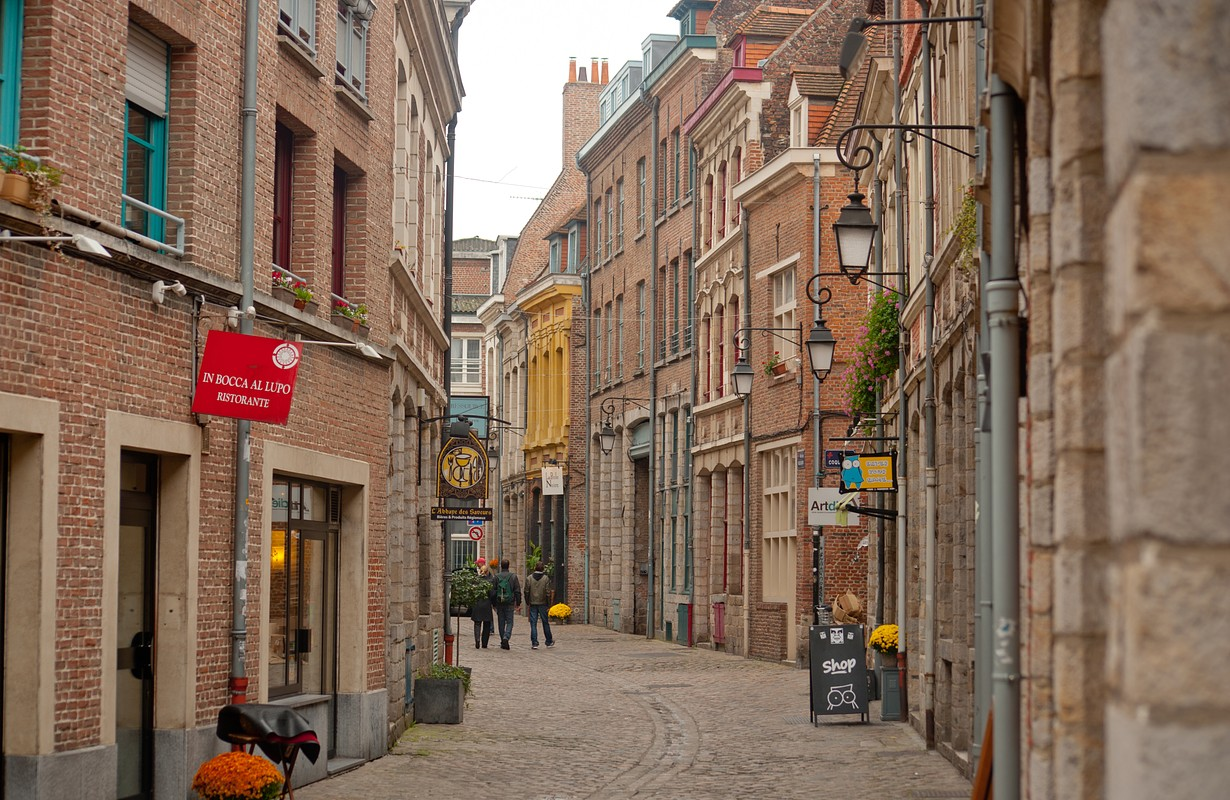 Old town Lille