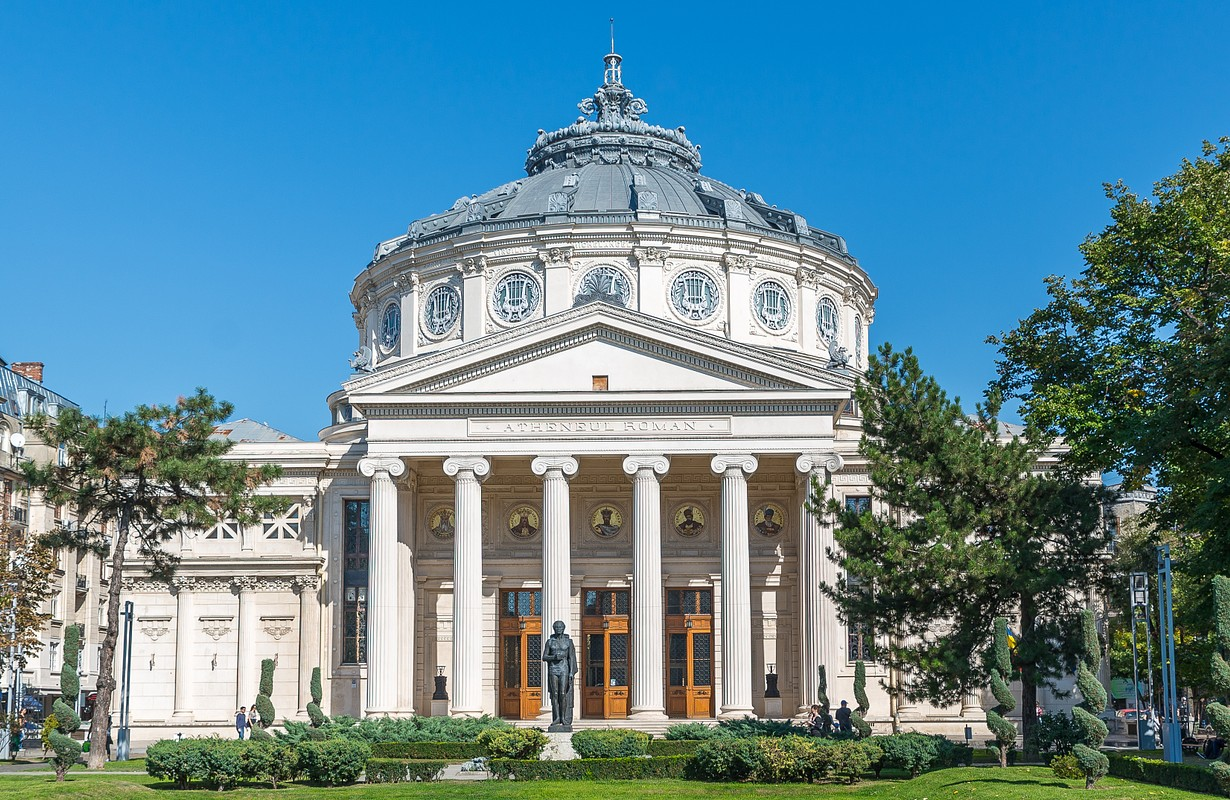 The Romanian Atheneum - Ateneul Roman