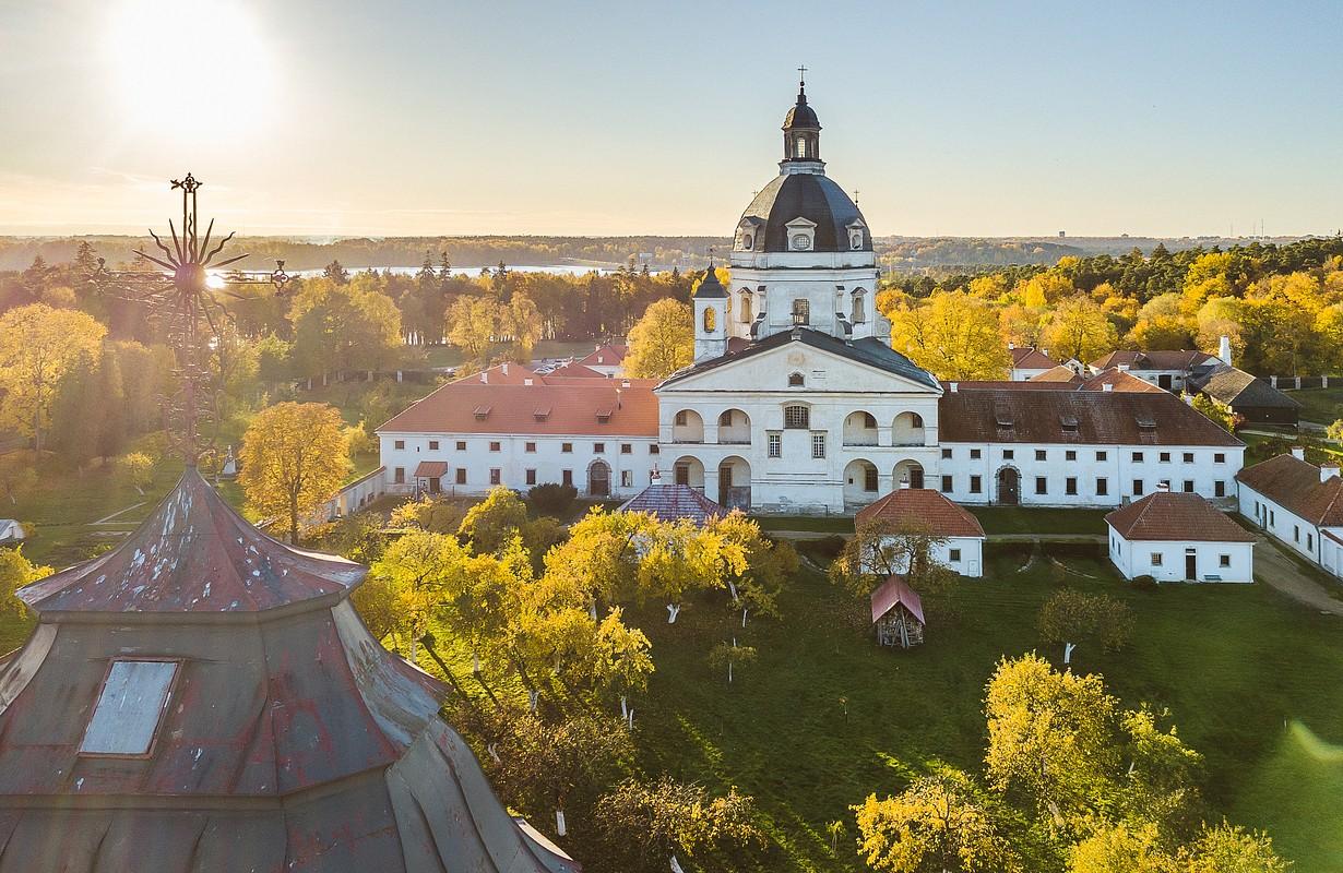 Pazaislis Monastery in Kaunas