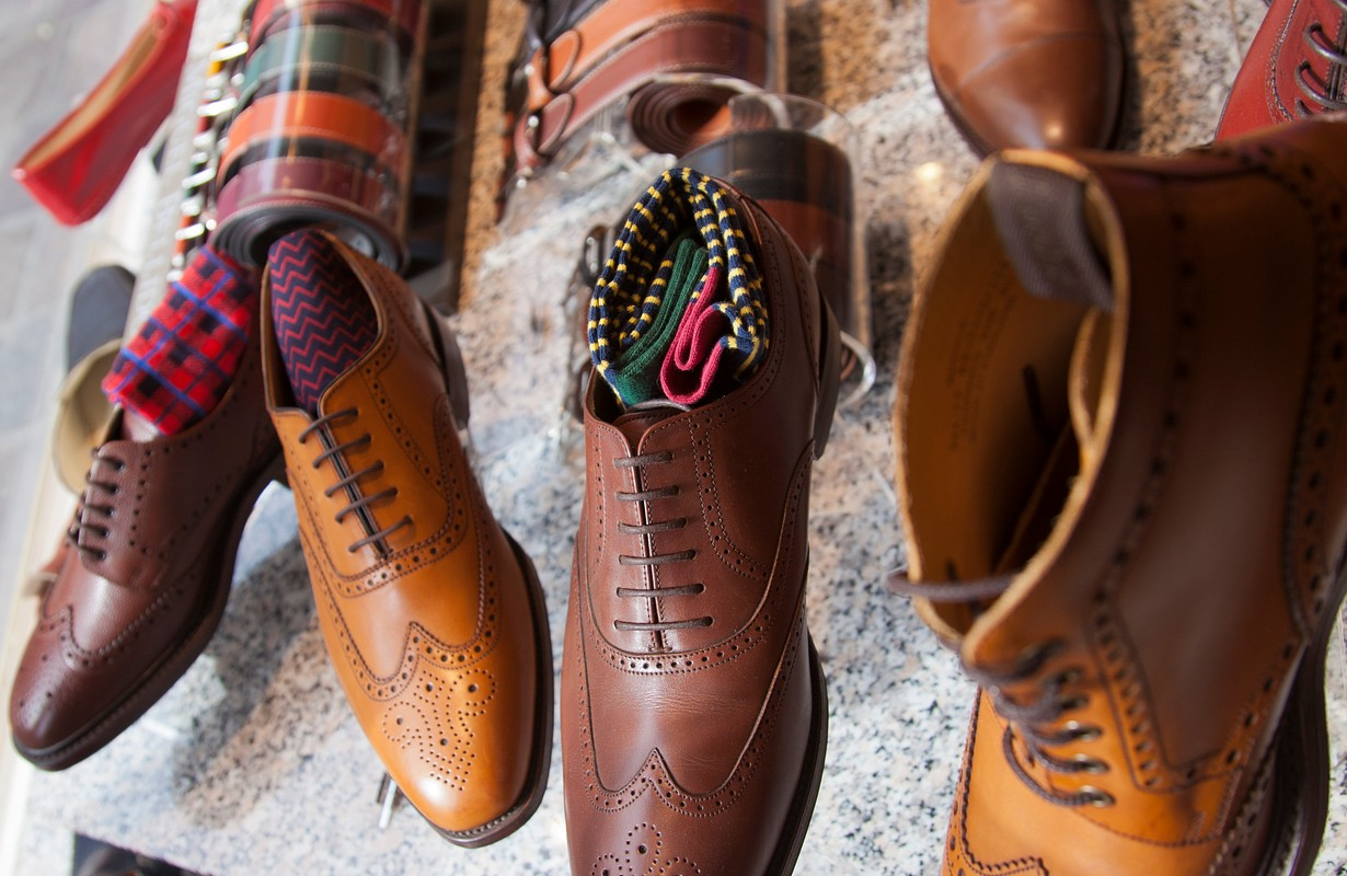ShoeRecrafting