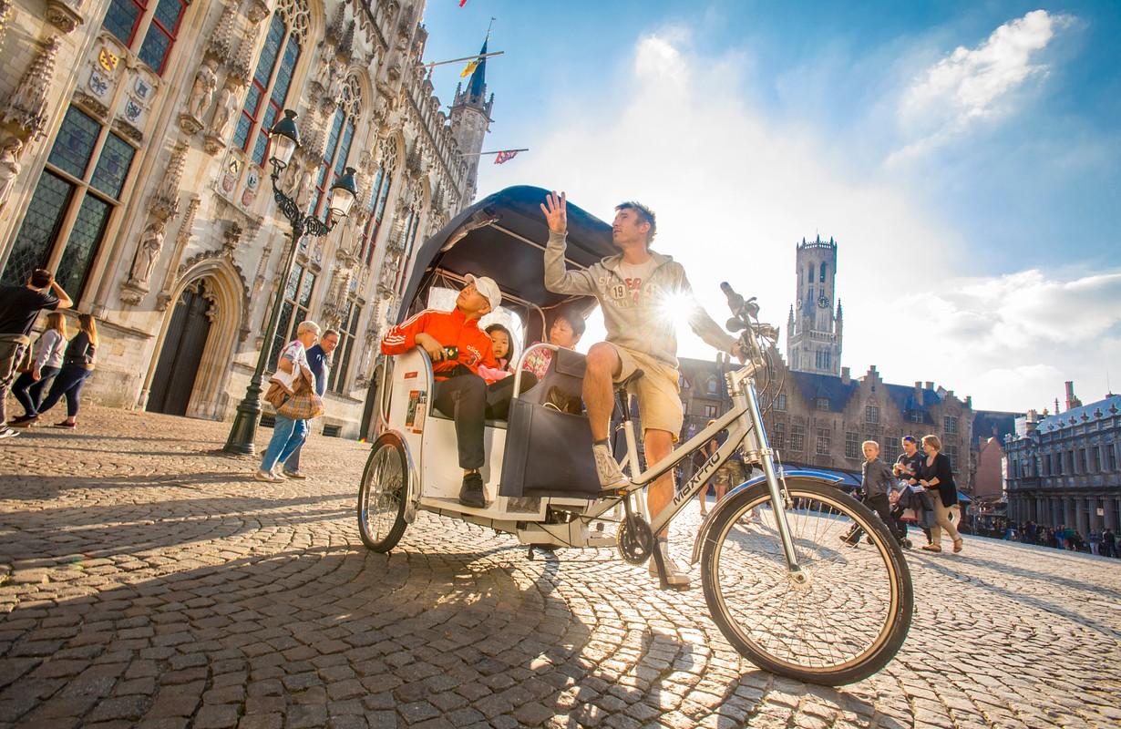 Fietskoetsen / Bike carriages