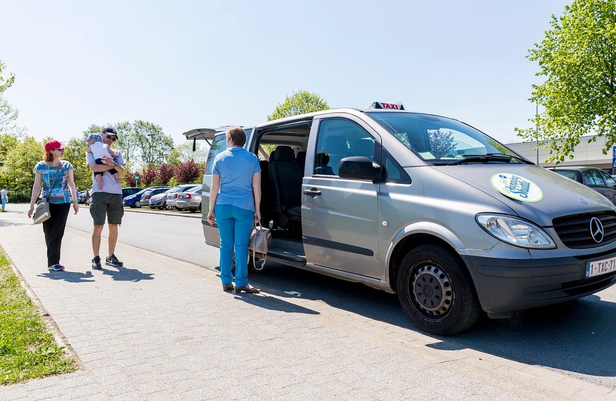 Taxi Mechelen