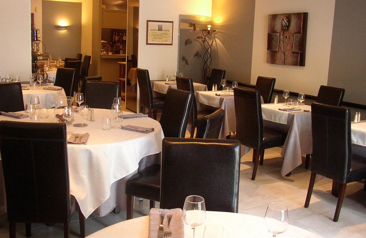 Pézenas, restaurant le Pré St Jean