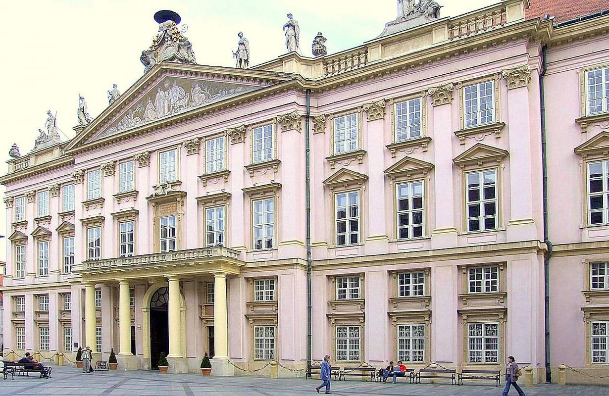 Primate's_Palace_Bratislava, Slovakia
