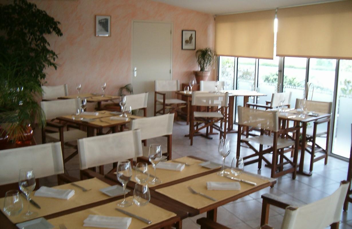 Cap d'Agde, restaurant la Table de Stéphane
