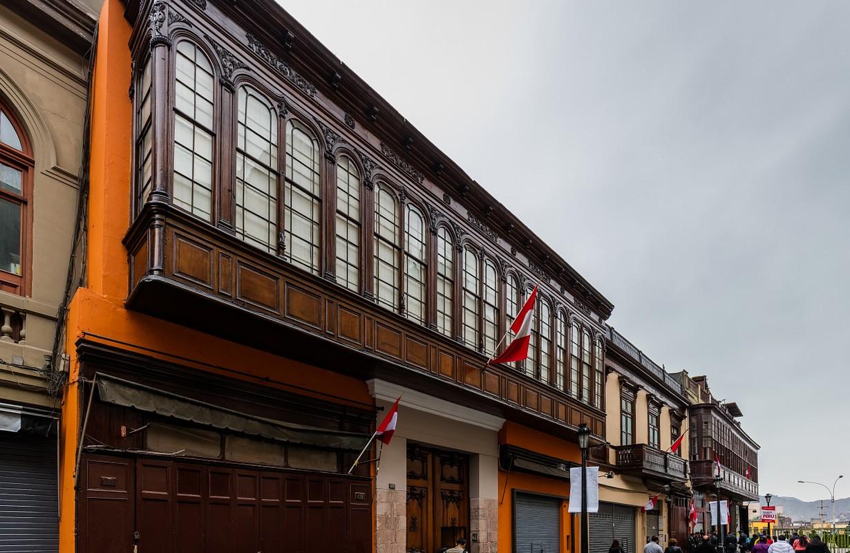 Casa de Aliaga - Lima, Peru