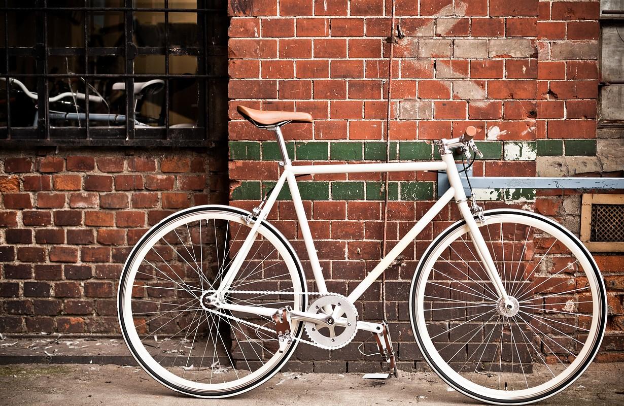 City bicycle - Houston, Texas