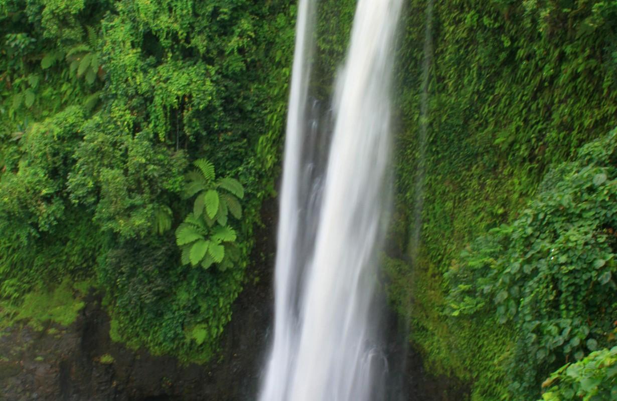 Fuipisia falls, Samoa