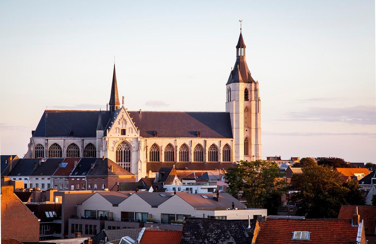 Historical church Mechelen