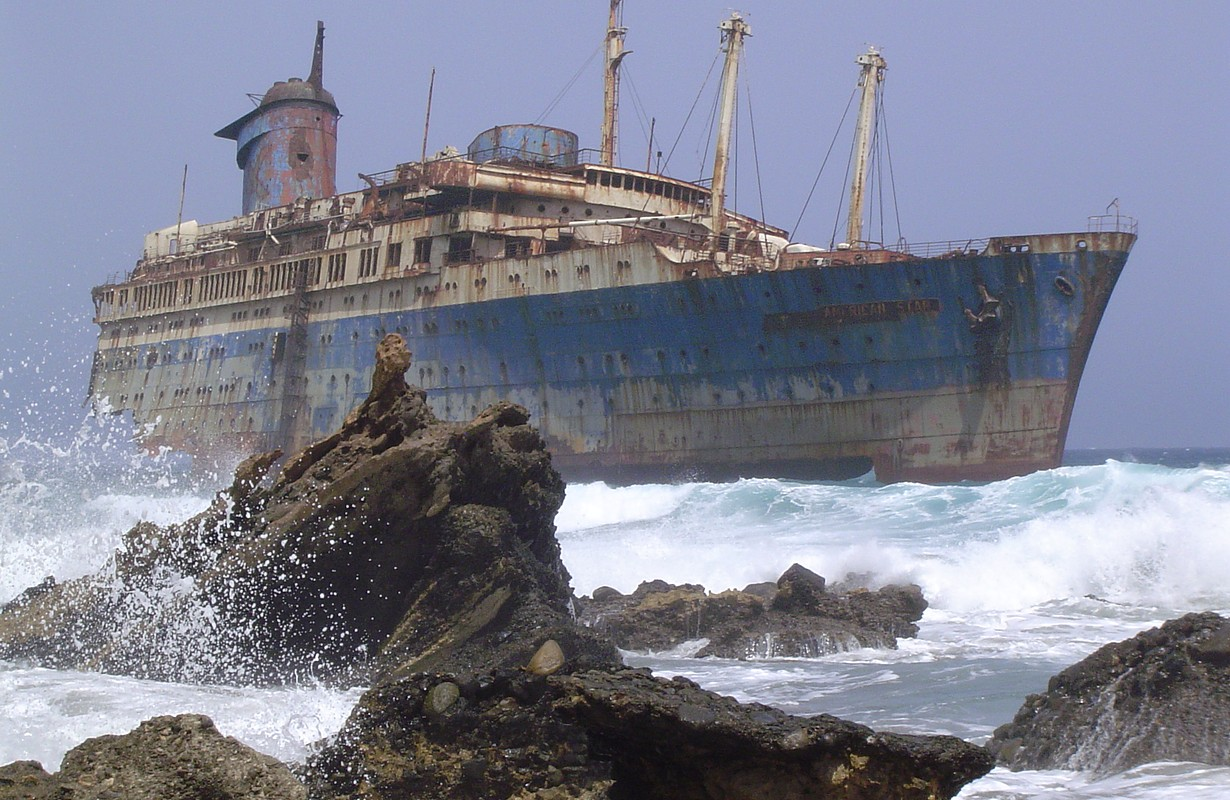 SS American Star Shipwreck, Fuerteventura
