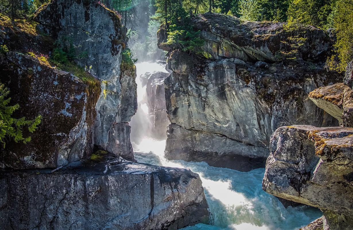 Nairn Falls - Nairn Falls Provincial Park