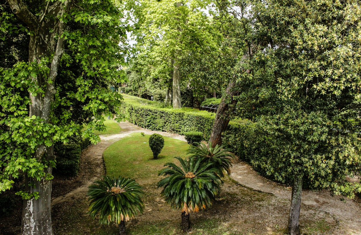 Giardino Scotto, Pisa
