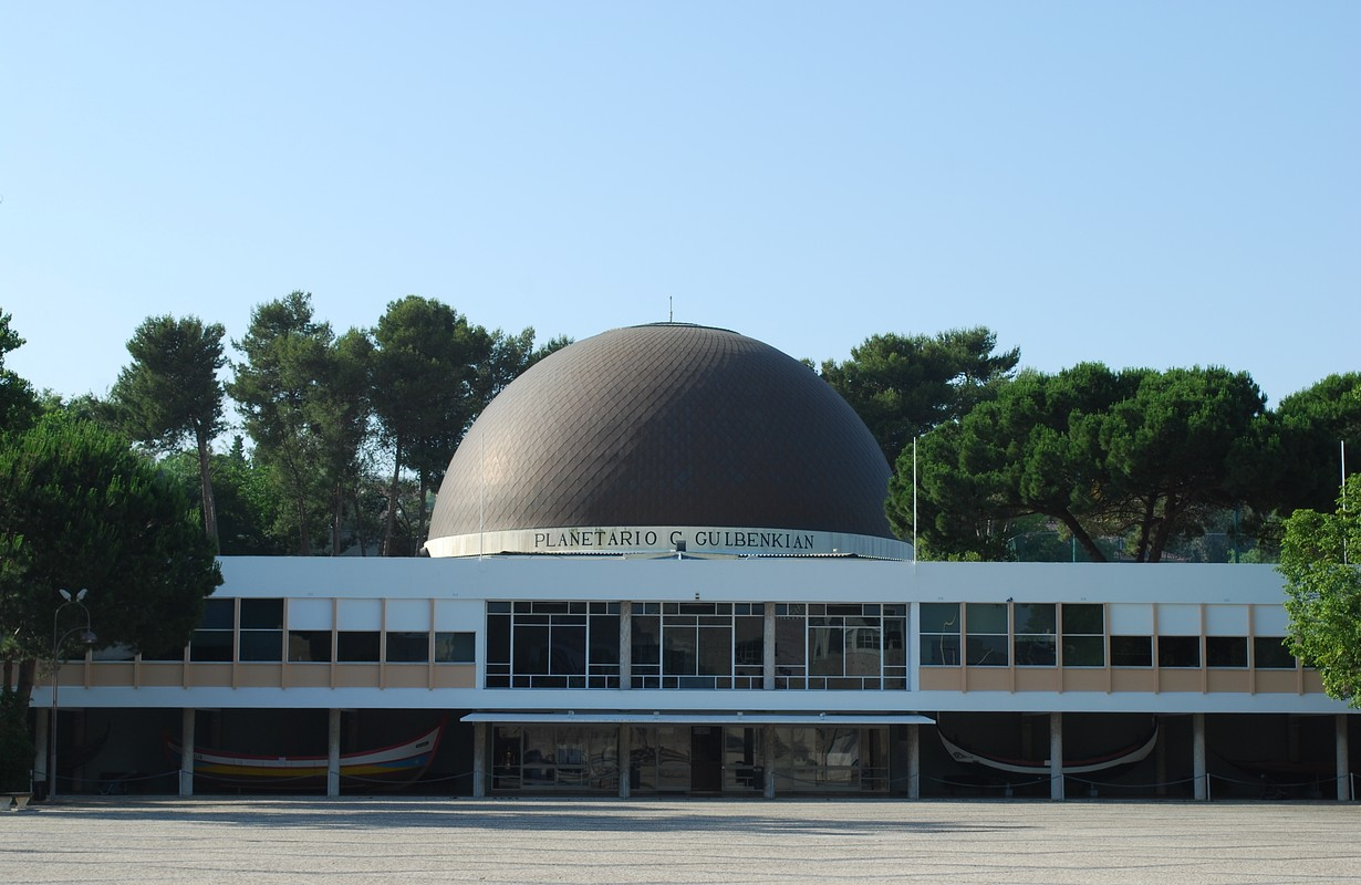 Planetarium Lisbon