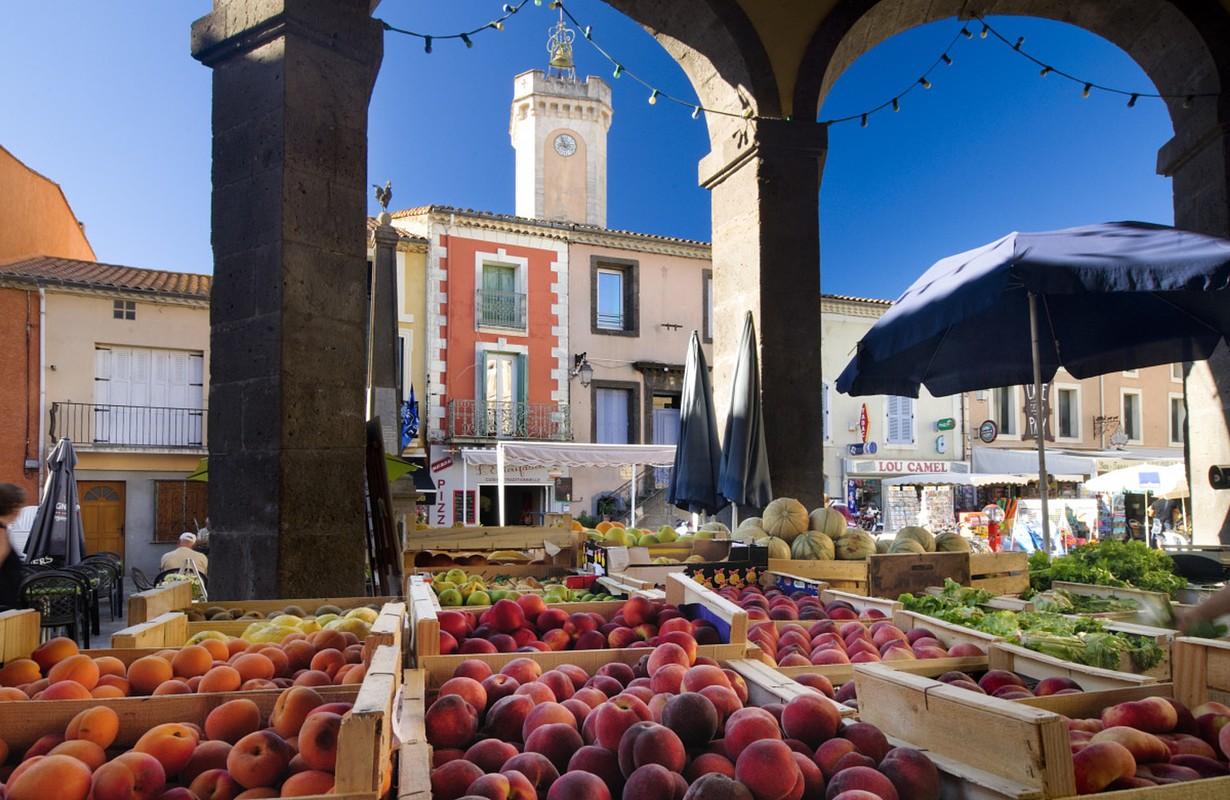 Vias, market