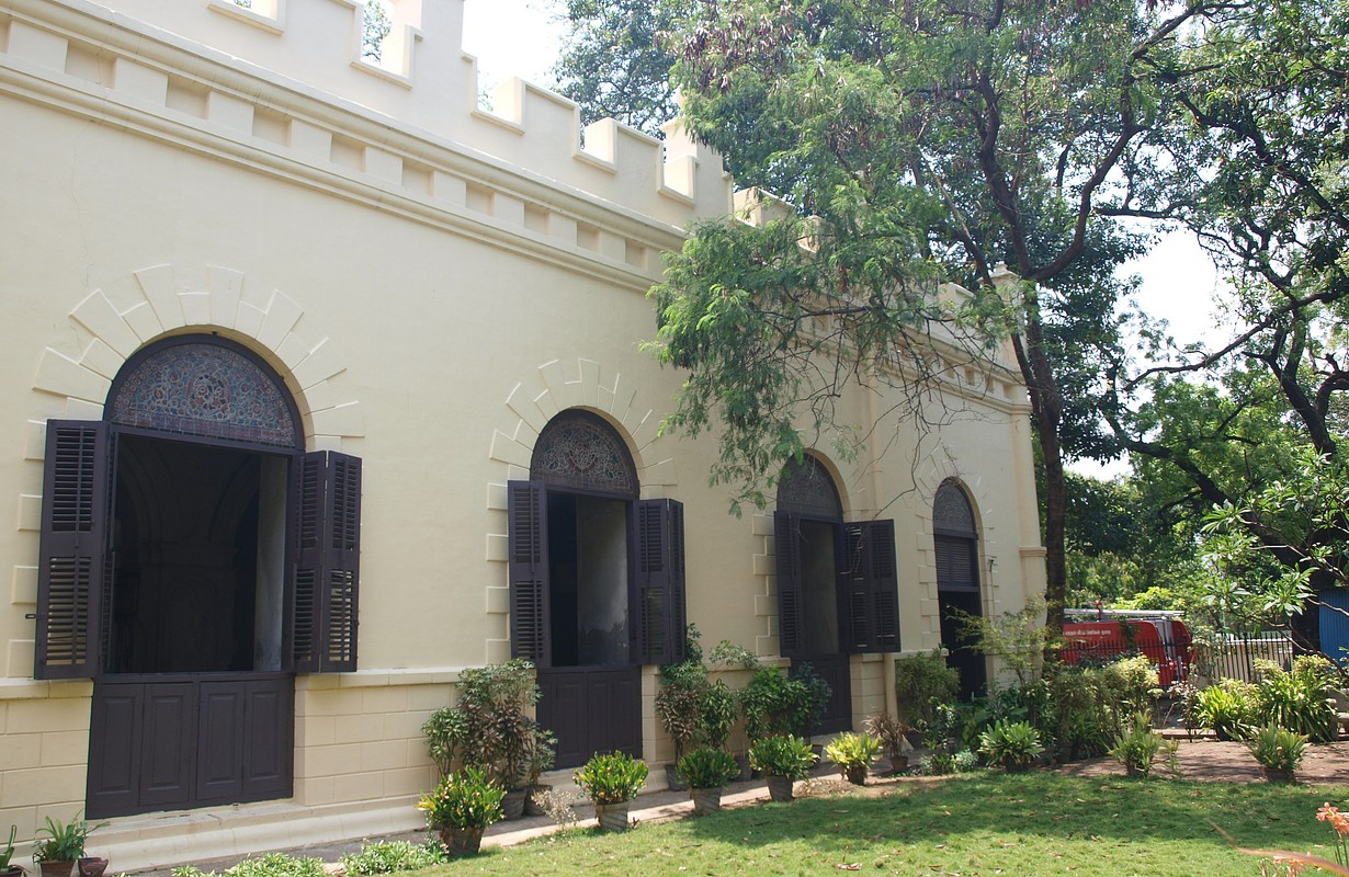 Chennai, India  Fort St George - St. Mary's Church