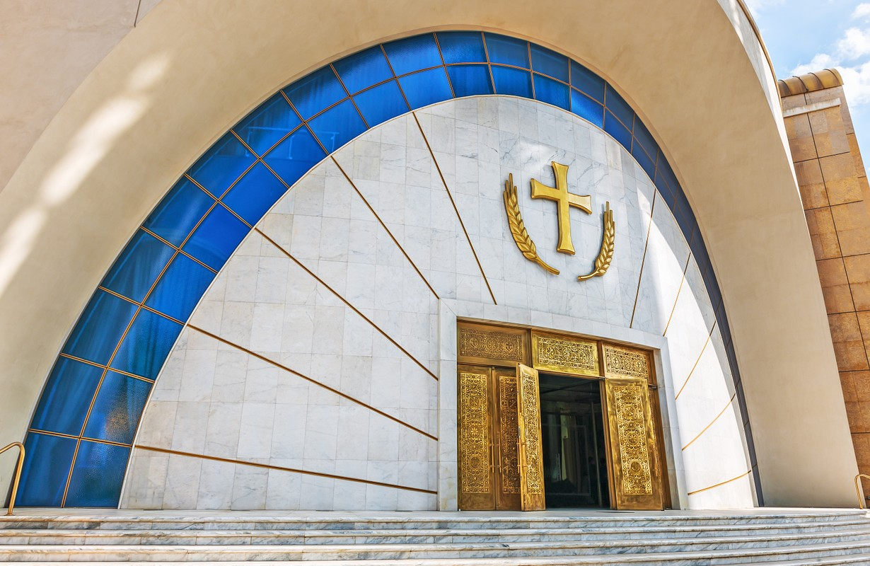 Resurrection of Christ Orthodox Cathedral of Tirana, Albania