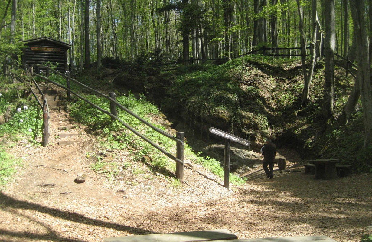 Nature park Medvednica