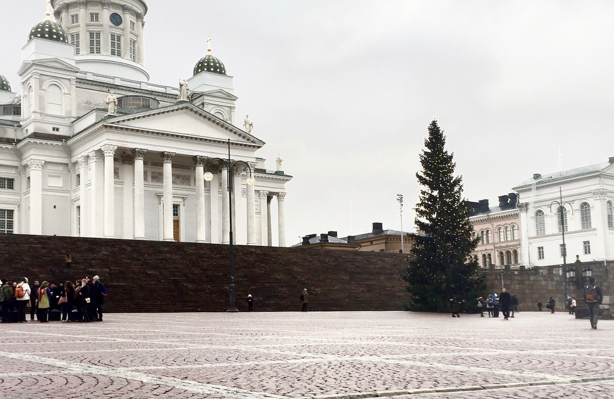 One Day in Helsinki, Helsinki